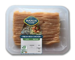 Manor farm - Manor Farm - Quality Irish Chicken Mince